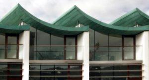 Nautilas Westward Ho Bideford. Neutral 30 solar window film application Tinting Express Ltd