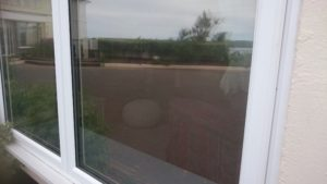 Privacy window film Thurlestone South Devon Tinting Express