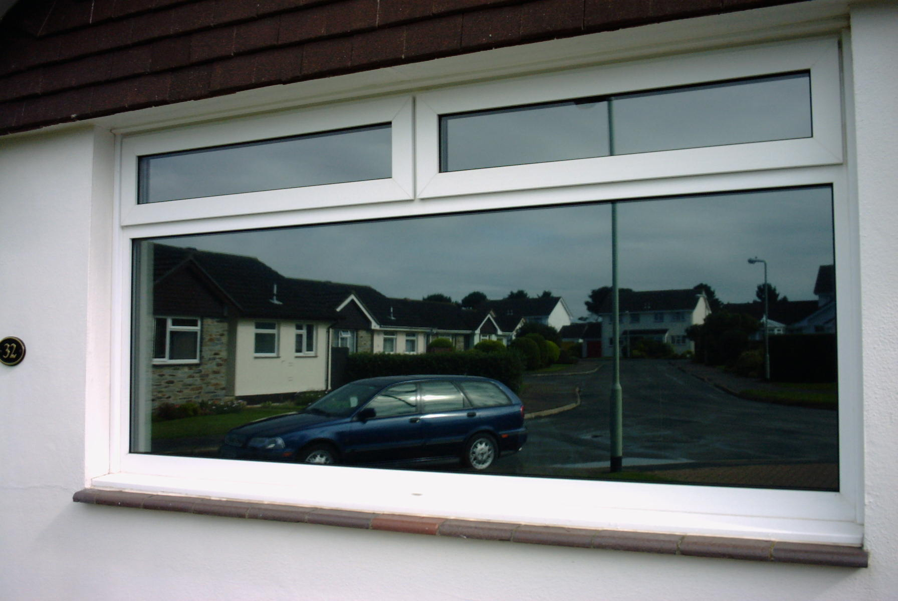 Solar window film Neutral 30 Tinting Express Ltd North Devon