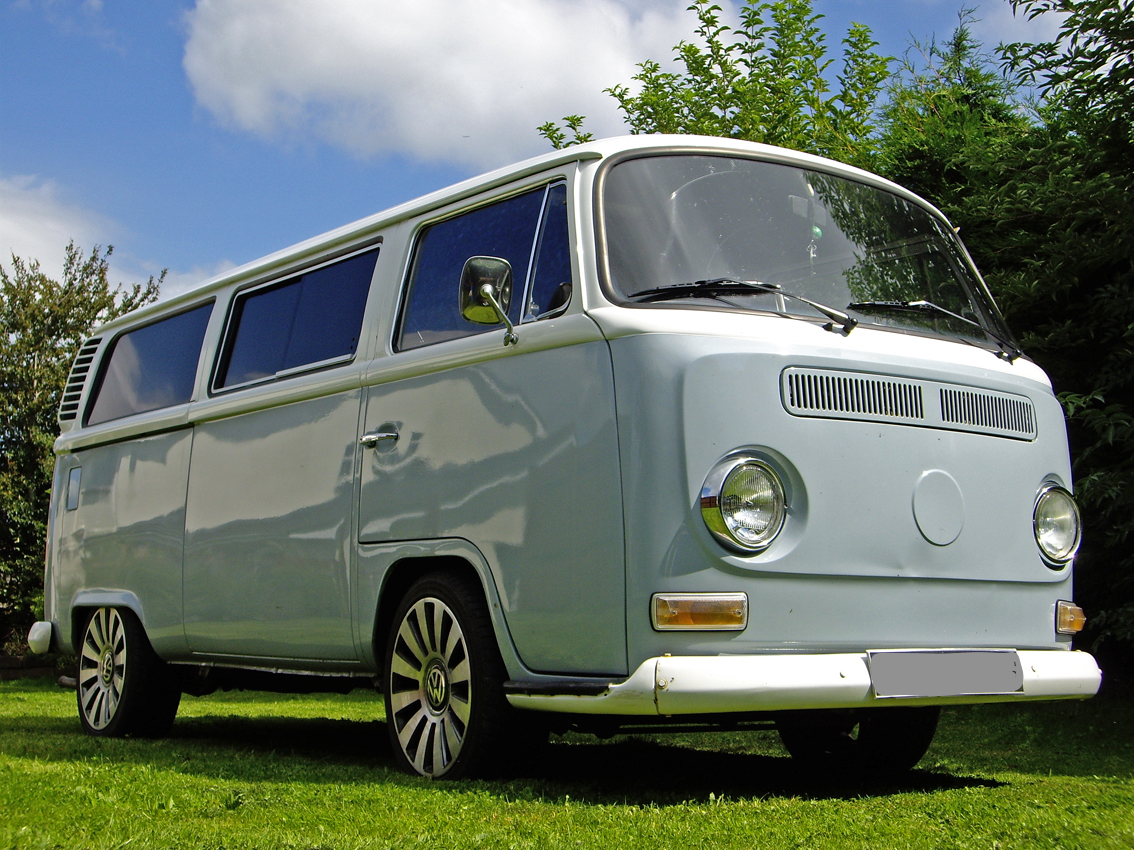 VW Camper Van Tinting Express Barnstaple